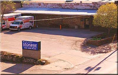 Downtown Omaha Storage Units :: Mid City Storage